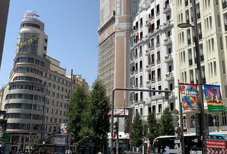 Tema te asora sobre las subvenciones de la Comunidad de Madrid en el ámbito de la Movilidad Sostenible