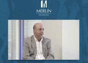 Ángel Cediel en la Mesa de #Movilidadsostenible de #MerlinProperties
